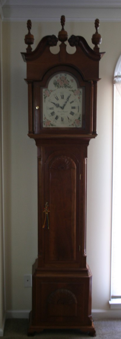 Making a Grandfather Clock – Bruce Bogust