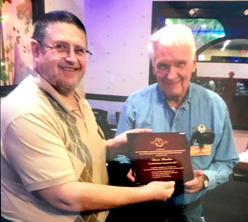 2018 John McAlister Award